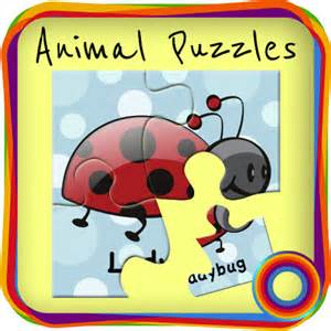 Free Preschool Puzzles Animals