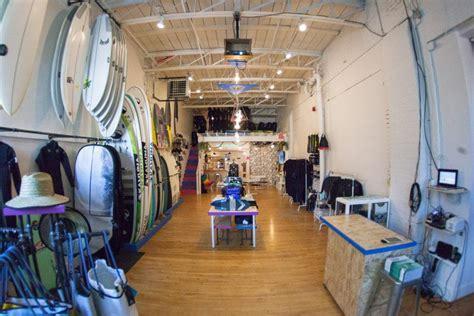 brand  surf shop  cafe  opened  toronto dished