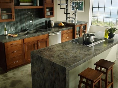 Materials For Kitchen Countertops by Kitchen Countertop Materials Bob Vila S Guide Bob Vila