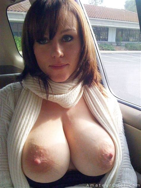 Big Tits Girl Sucks And Fucks In A Car Amateur Cool