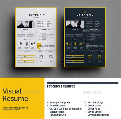 Visual Resumes 2015 by 20 Creative Infographic Resume Templates Web Graphic