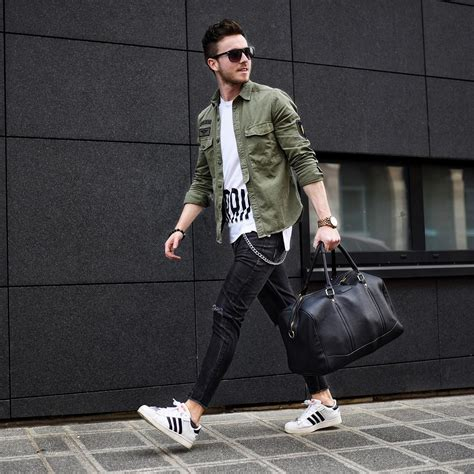 Latest Most Popular Casual Outfits Ideas For Men 2018-2019
