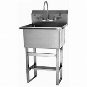 Manual Faucet Sink