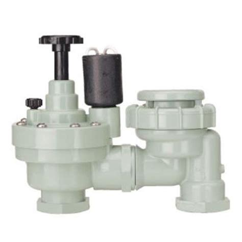 anti siphon faucet no water 3 4 in 150 psi rj anti siphon valve with flow