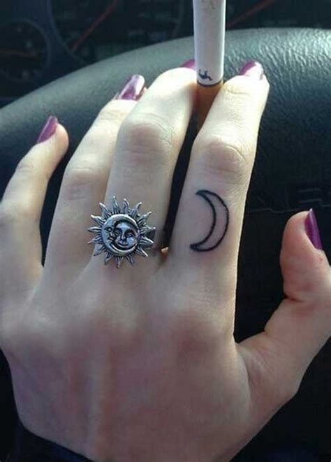 crescent moon tattoos designs ideas  meaning tattoos