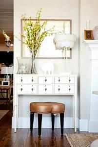 Console Entree Blanche : le meuble console d 39 entr e compl te le style de votre ~ Teatrodelosmanantiales.com Idées de Décoration