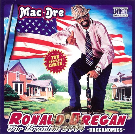 Mac Dre Genie Of The L Album by Mac Dre Ronald Dregan Dreganomics Cds Rap Guide