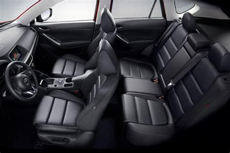 leather seats    mazda cx