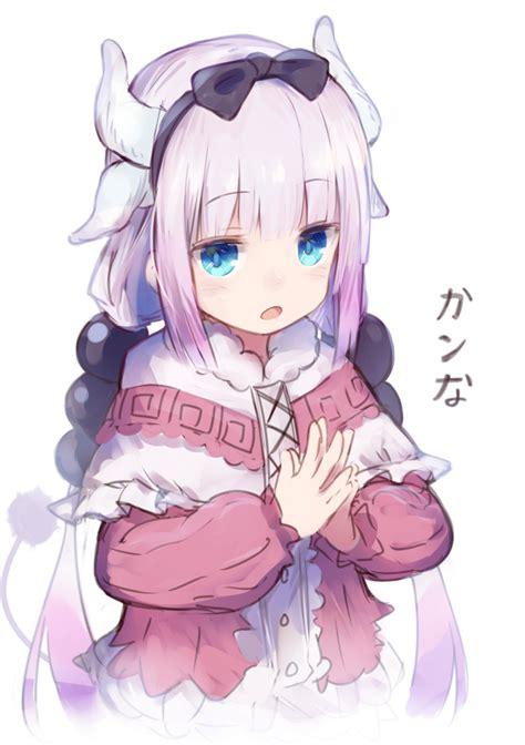 Tags Anime Pixiv Id 37798229 Kobayashi San Chi No Kanna Kamui Kobayashi San Chi No Mobile