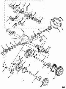 I Have A 1996 Chevy Impala Ss The Rear Axle Needs To Be