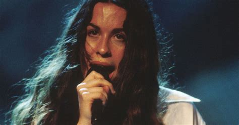 Alanis Morissette's 'Ironic' Is Now (Finally) Ironic