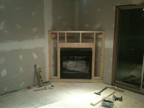 corner fireplace mantels canada mantel decorating ideas corner fireplaces tv for basements the blue house on