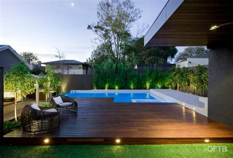 oftb melbourne landscaping pool design construction