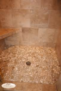 Travertine Bathroom Tiles for Shower Floors