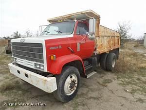 1988 Chevrolet Kodiak Dump Truck