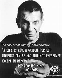 Garden Memes: Q... Leonard Community Quotes