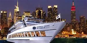 Crucero Con Cena En Nueva York Con World Yacht Reserva Ahora
