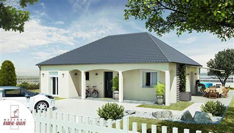 plan maison etage 3 chambres gratuit plan et modele de maison notre selection par département