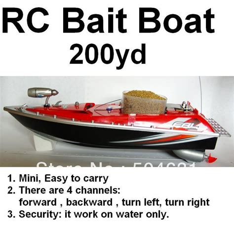 Boat Us App Not Working by Rc Bait Fishing Boat Working Distance 200 Meters Car