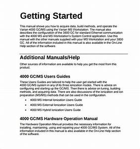 Free 8  Sample Operations Manual Templates In Pdf