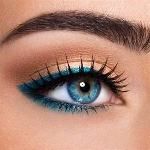 Smokey Eyes Blaue Augen : die besten 25 augen make up smokey eye ideen auf pinterest smoky eyes make up ideen und sexy ~ Frokenaadalensverden.com Haus und Dekorationen