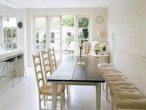 dining table with bench against wall woodworking With dining room table with bench against wall