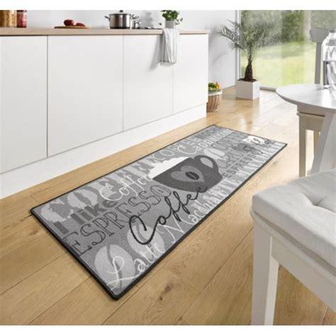 tapis de cuisine coffee cup gris 67x180 cm 102370