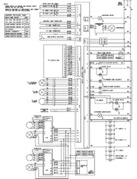 Dacor Wiring Diagram by Parts For Dacor Ef48bdcbss Refrigerator