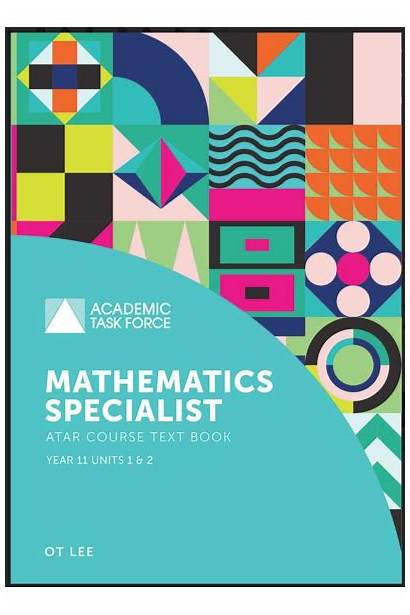 Atar Mathematics Textbook Course 2nd Edition Specialist
