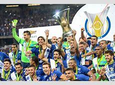 Veja a tabela do Cruzeiro no Brasileirão 2018 – Mercado do