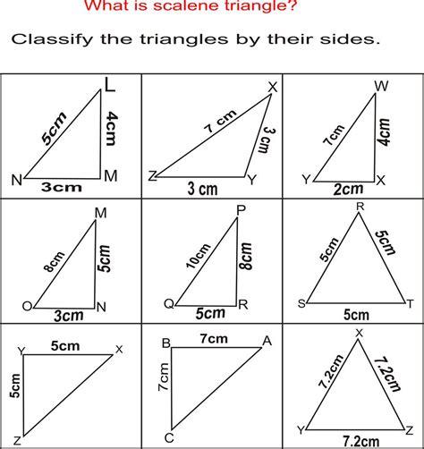 worksheet triangle classification worksheet grass fedjp