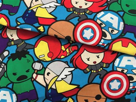 TIM04 Marvel Kawaii All in the Pack Multi no Elo7 ...