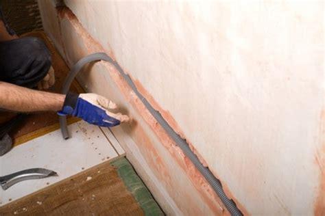 kabel unterputz verlegen stromleitungen verlegen sanier