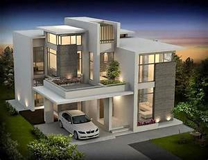 Modern, Contemporary, House, Architecture