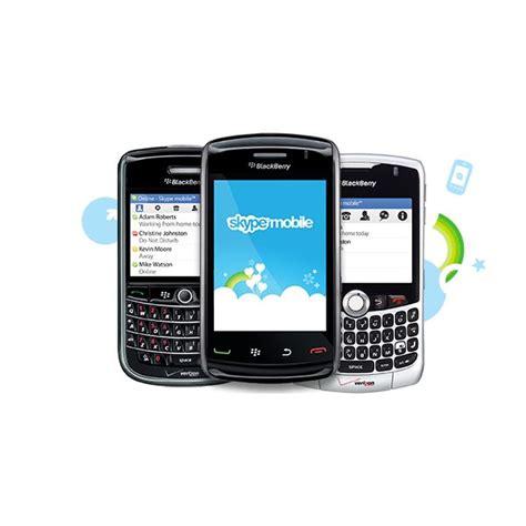 blackberry skype apps compared