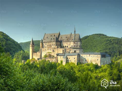 Alquiler Luxemburgo para sus vacaciones con IHA particular