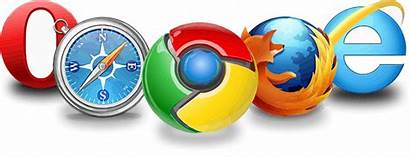 Browsers Transparent Pngall
