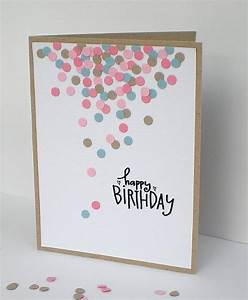 25+ best ideas about Diy birthday cards on Pinterest ...