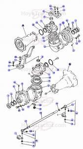 4wd External    Yanmar Tractor Parts