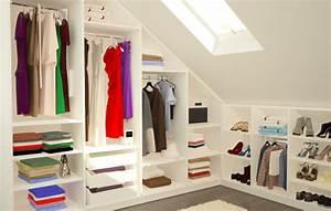 Begehbarer Kleiderschrank Dachschräge Ikea : begehbarer kleiderschrank meine m belmanufaktur ~ Orissabook.com Haus und Dekorationen
