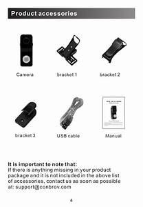 A User U0026 39 S Guide To Conbrov Dv089 Tiny Pir Security Camera