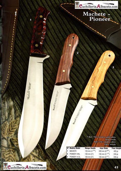 PIONEER 14OL   KNIVES MUELA PIONEER Muela   hunting knives