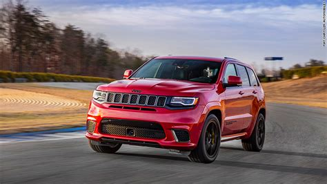 Jeep To Reveal 707-horsepower Suv