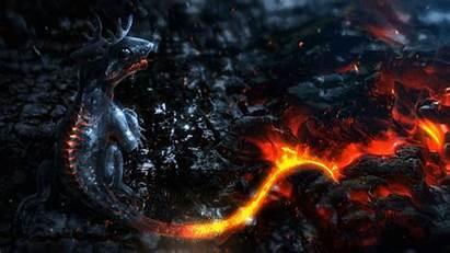 Fire Lizard Desktop Steam