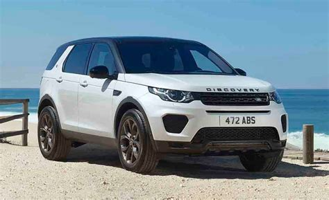 Land Rover Discovery Sport 2019 by Land Rover Discovery Sport 2019 Gama Actualizada Y Nueva