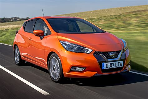 Nissan Micra Acenta 10 Petrol 2017 Review  Auto Express