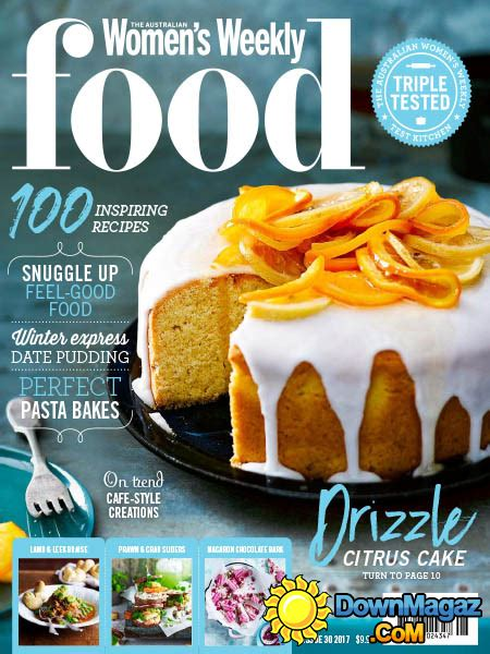 magazines cuisine the australian 39 s weekly food issue 30 2017