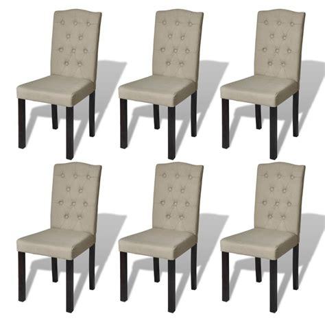 6 chaises de salle a manger la boutique en ligne lot de 6 chaises de salle à manger