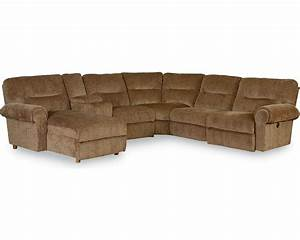 Sectional sleeper sofa with recliners reclining sectionals for Lane sectional recliner sofa