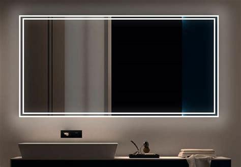 led bad spiegel badezimmerspiegel mit beleuchtung badspiegel wandspiegel 020 ebay